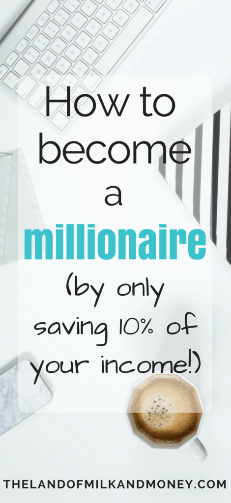 This is awesome – I can't believe how much money I can make from doing absolutely nothing! There's no wonder they say that this is how to become a millionaire! I'm definitely going to focus on saving money and putting this into practice ASAP so that I can reach financial freedom. This is exactly how to retire early!