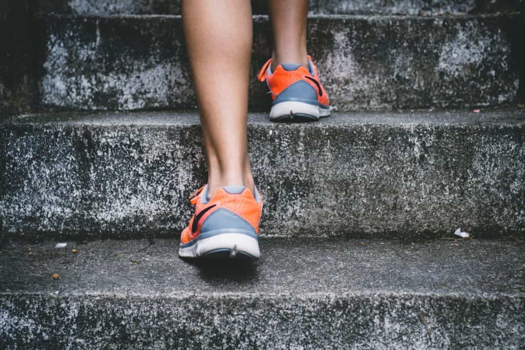 Good running shoes to start getting fit