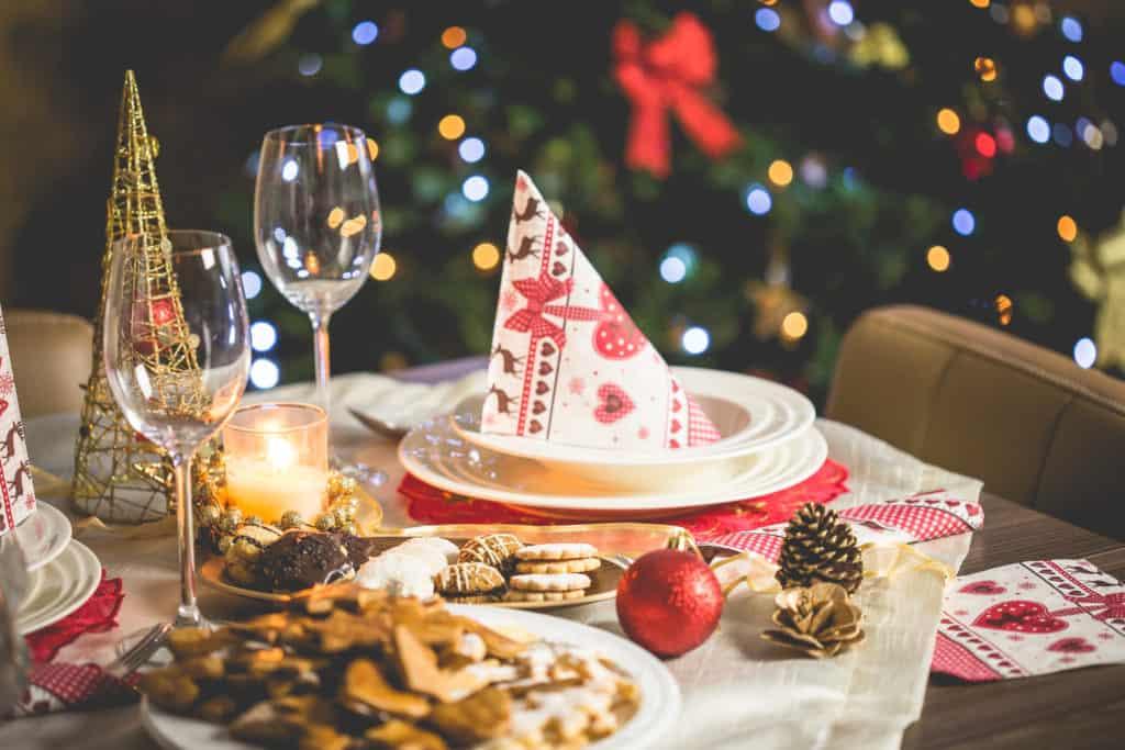 Save money Christmas dinner budget cheap