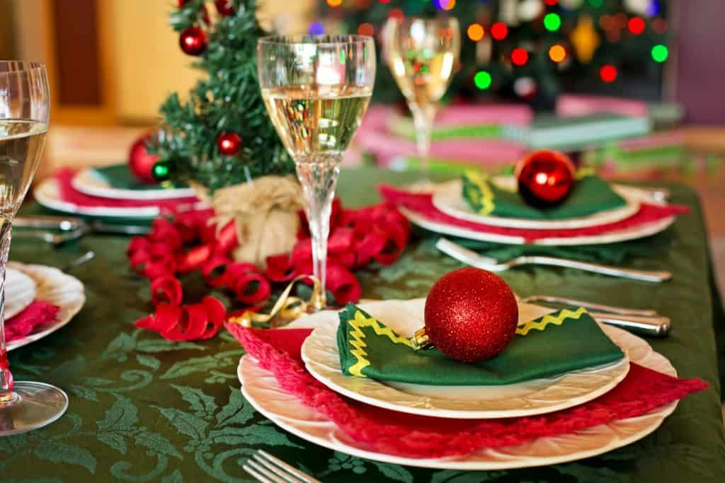 Christmas budget meal plan cheap dinner ideas