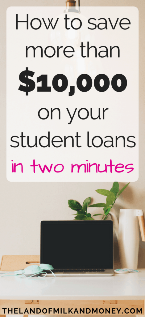 Refinance student loans LendKey review loan forgiveness Sallie Mae federal student aid college loans consolidation