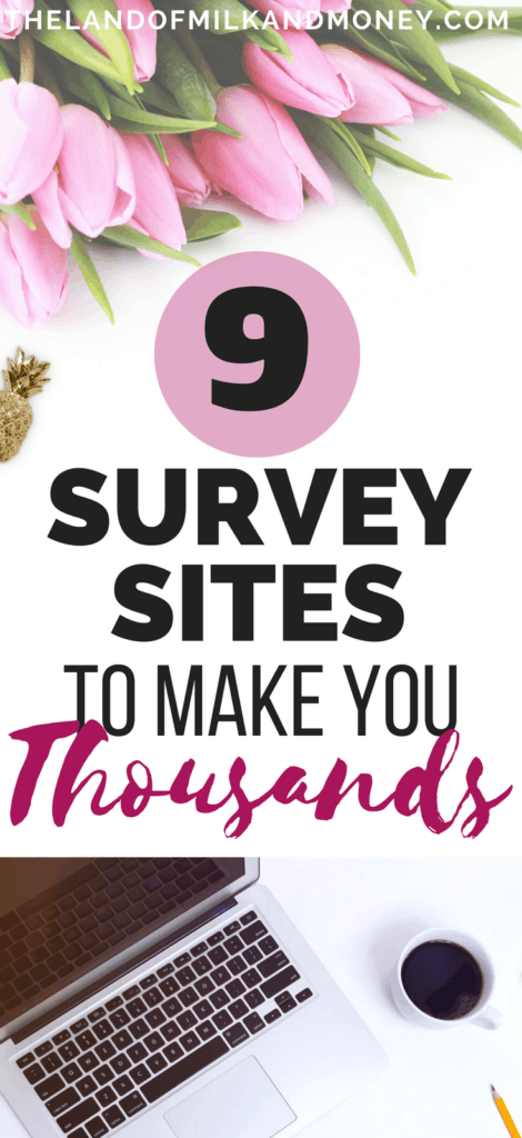 Best sites for online surveys for money start earning cash