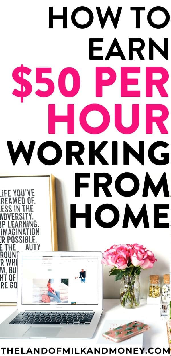 I had no idea how to become a virtual assistant from home with no experience to make extra money before - I can't believe there are legitimate work from home jobs where I can get paid a full time income! This is seriously one of the best, highest paying side hustles I've heard of and the ideas on how to get started are great. Having my own office at home sounds like a dream for moms. Glad to see my social media addiction can actually pay off with a real, easy job to make money online!