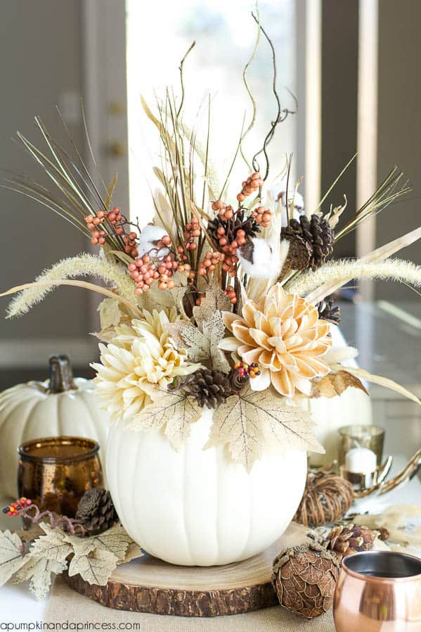 These DIY Ideas For Cheap Thanksgiving Home Decorations Are Incredible