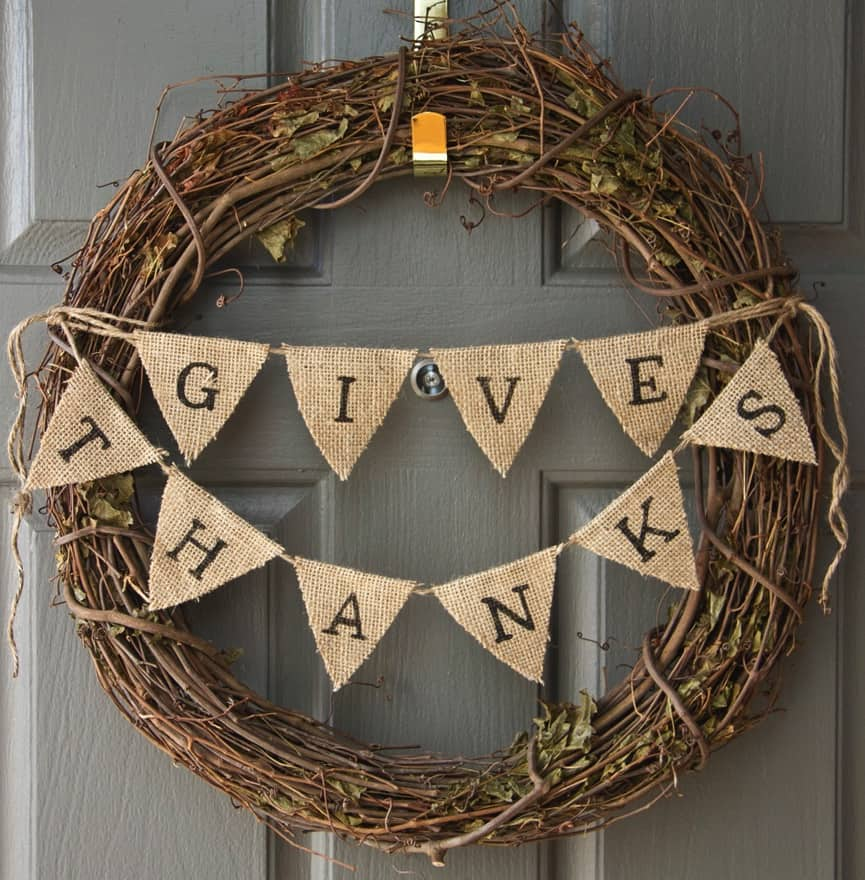 These DIY ideas for cheap Thanksgiving home decorations are incredible - and so easy given they only use things from the Dollar Store. These tips have given me a ton of inspiration for decorating our door, porch and mantle ready for our Thanksgiving party - it'll look so rustic and elegant and even the kids can help with the simple crafts! The fact I'll get to save money and stay on a budget is just icing on the cake!