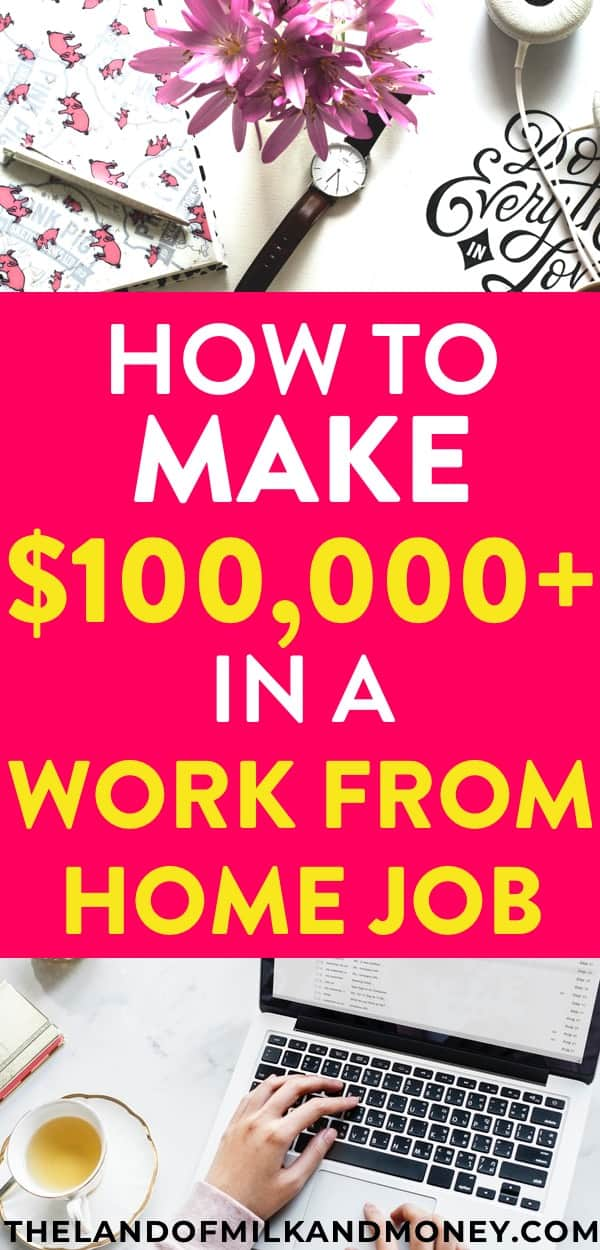 Amazing! Trying to find legitimate work from home jobs to make money from home online (that aren't data entry!!) has been such a pain for me as a mom. So these companies that let me get paid even though I have no experience are awesome! The highest paying ideas on this list are incredible (and the fact they're all non phone is icing on the cake!). Getting this extra money online fast will be amazing for helping me to pay off debt and become debt free!