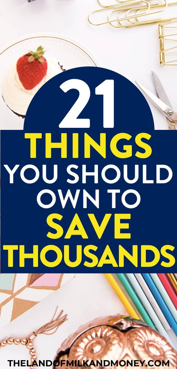 It's incredible how I can save money with these ideas of what to buy! Who would have thought that shopping could help me with saving money - and SO much extra cash! I'm trying to follow a budget and embrace frugal living to get out of debt so it's crazy that these tips actually are money savers - they're amazing for my personal finance.