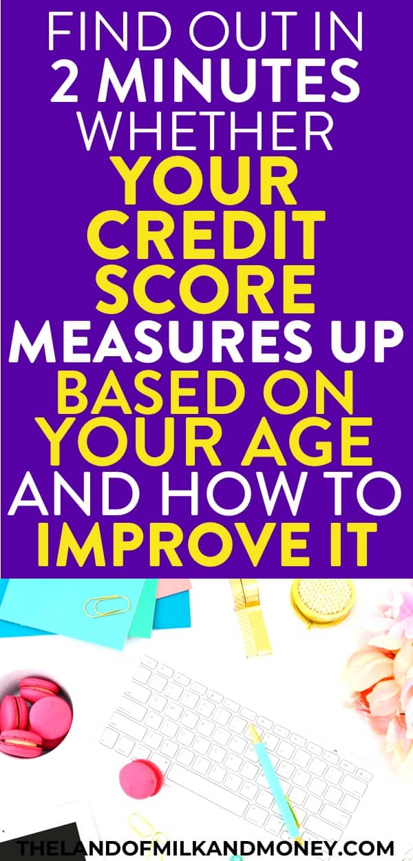 I had NO idea how easy (and free!) it is to check my credit score and credit report. Now I can use these personal finance tips to start to repair my credit and work at building my score up fast to where it should be based on my age. I can't wait to fix it so it's at a good level. These are great ideas for beginners - and amazing motivation to work on my money management and debt payoff in our budget to be debt free and reach financial peace!