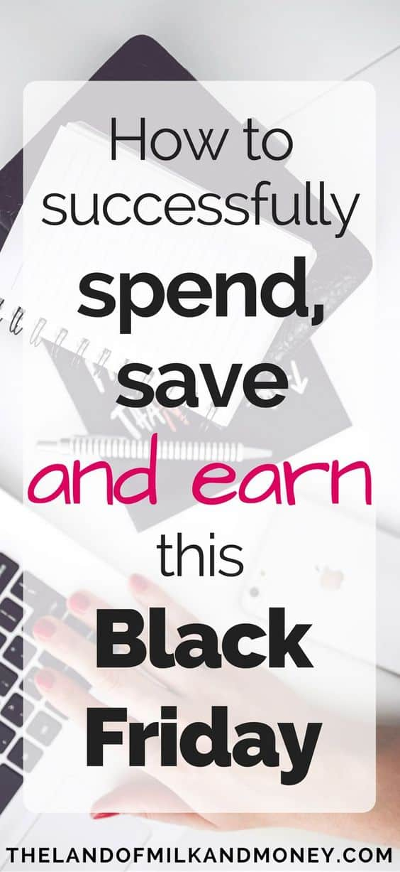 These ideas for doing Black Friday on a budget are INCREDIBLE money saving tips It's so good I can still go shopping during the holidays – without going too crazy trying to get deals, of course! I so want to be debt free to it's great to hear how to save money and be frugal during the post Thanksgiving period. It's cool that ways to save money can include spending (within my monthly budget!) as an effective money management tool!