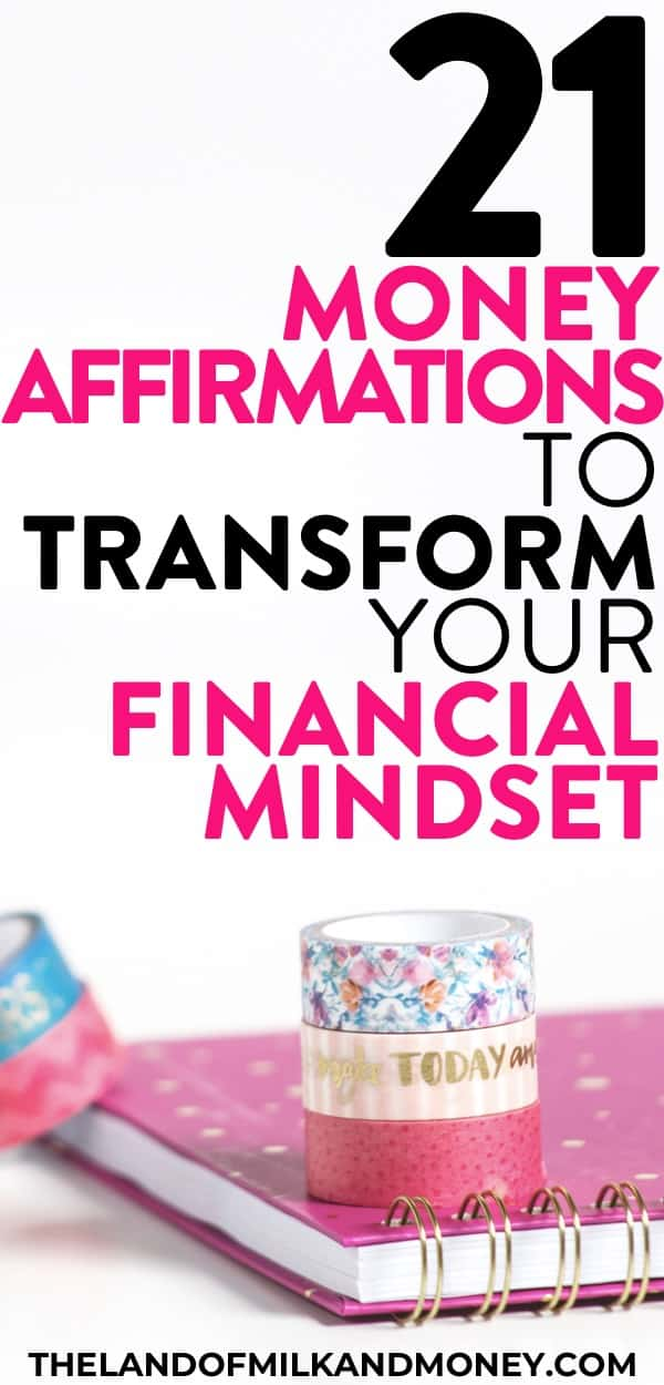 These money affirmations that work fast are just what I need for my finances! I am looking for a new job and want to have business success and repeating these daily has done amazing things - I totally believe in the power of positive thoughts and the law of attraction now! Never in my wildest dreams did I imagine having this much wealth and abundance, so I have so much gratitude for how this has been the secret to my personal finance situation by helping me to save money and make money!