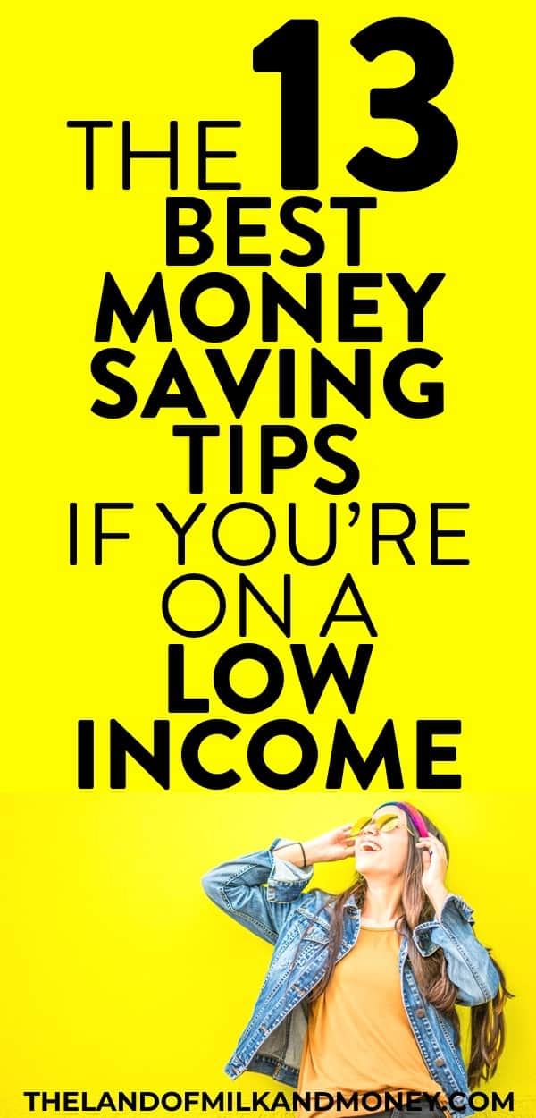 These living on a low income tips are great! I so need to know how to save money fast on a low income as I can't seem to figure out how to make a budget on minimum wage. So these personal finance ideas for how to live on a budget and save money on a low income are awesome! It's so good to have a low income budget planner as a budget for low income earners - perfect for my money management and new focus on debt free living by using money saving tips like this to reach financial peace.