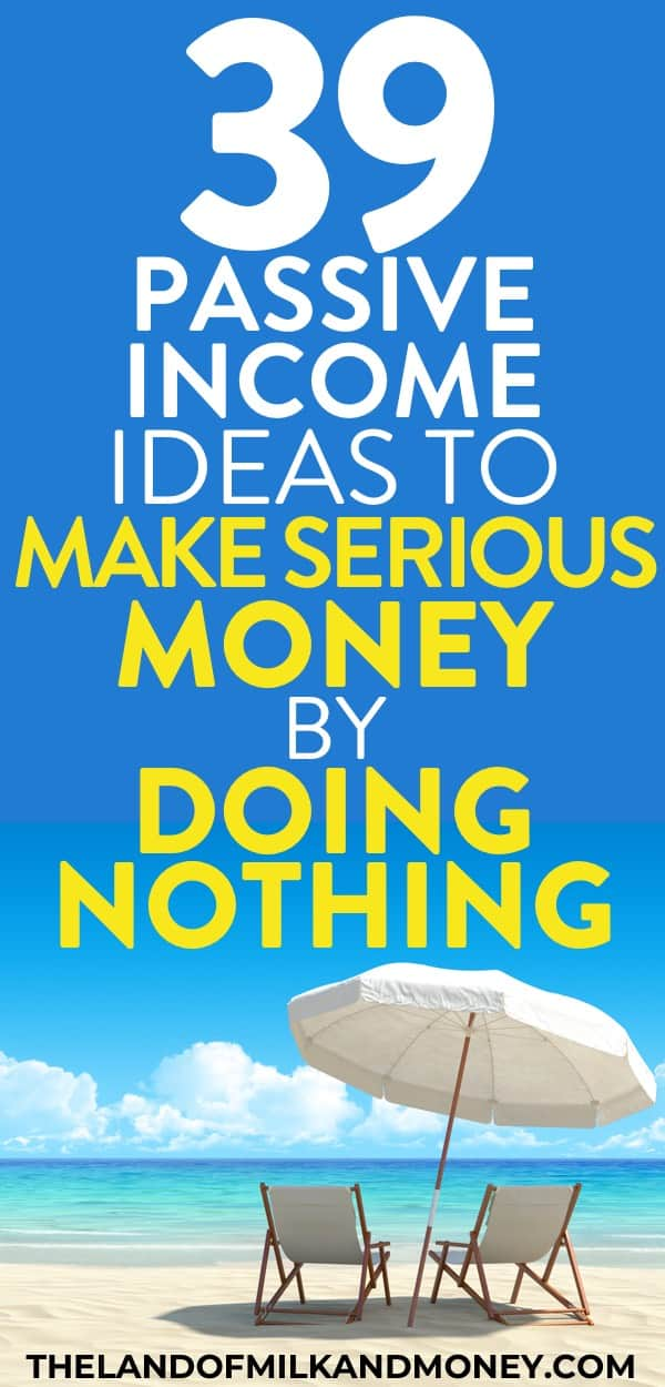 These passive income ideas to finally quit my job and make money while you sleep are the best! I so needed personal finance tips on passive income streams to see how to earn money from home and make money online, so these money making ideas are great! Seeing how to make money from home with money ideas like affiliate marketing without a blog are great to generate extra cash. I can't wait to earn money online with these hacks for side hustles on how to earn money from home!